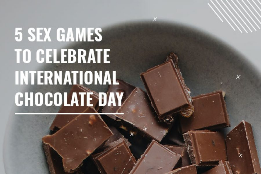 sex games with chocolate